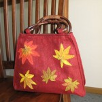 Fall Leaves Purse