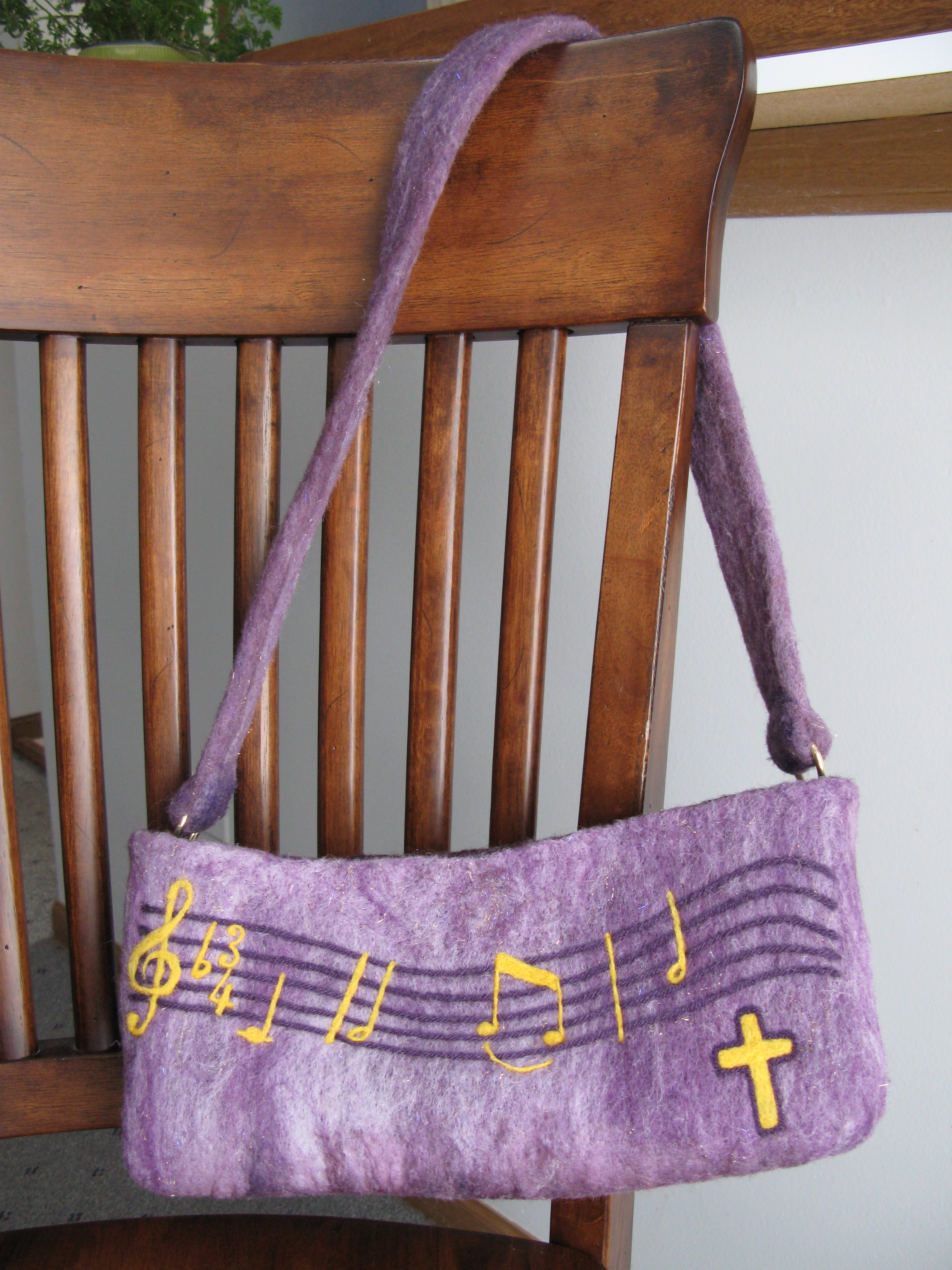 Amazing Grace Purse