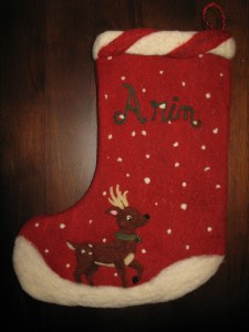 Arin's Stocking