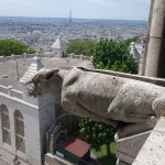 Gargoyle of Sacré Cœur - Paris
